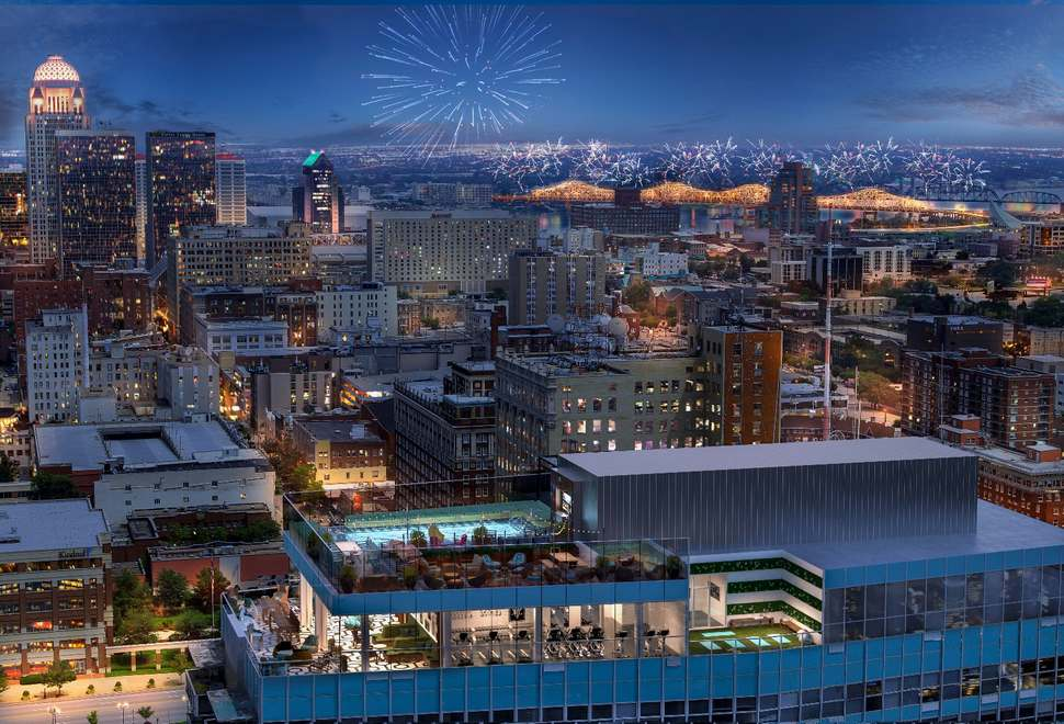 800 Tower City Club Apartments | Downtown Louisville KY