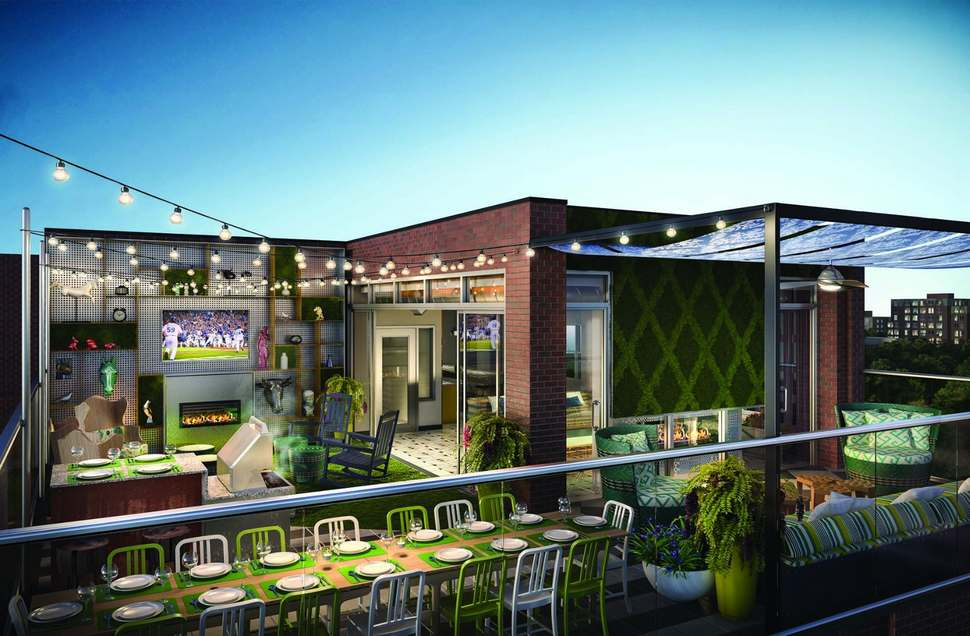 Plaza Club City Apartments Kansas City Luxury Apartments