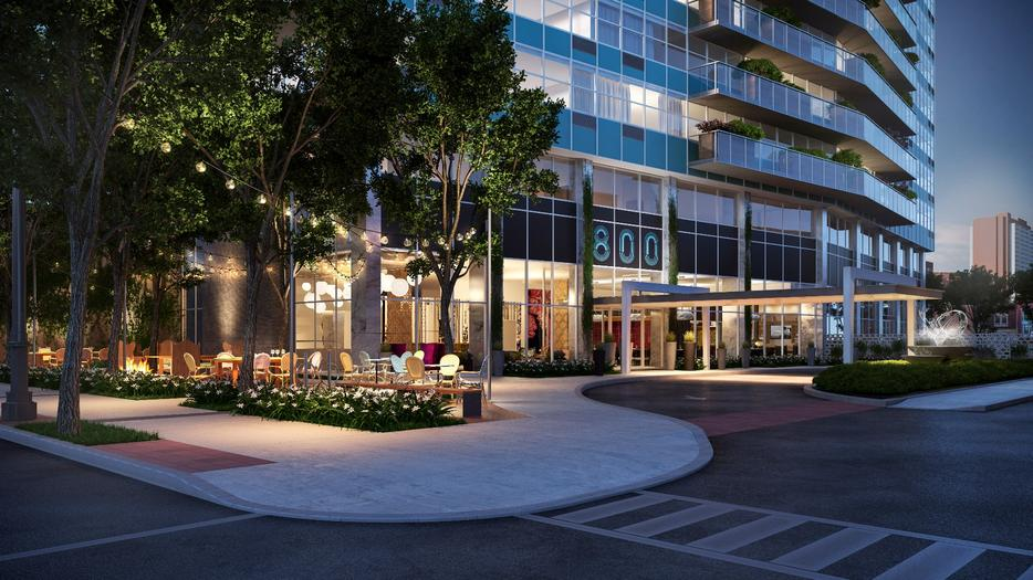 800 Tower City Apartments partners with BCH for public relations