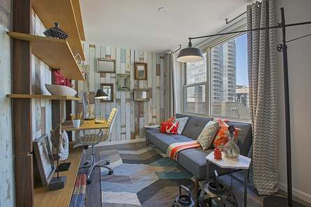 gold coast city club apartments photos downtown chicago. Black Bedroom Furniture Sets. Home Design Ideas