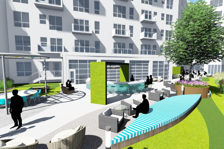 New Downtown Project to Feature Apartments, Penthouses