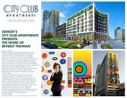 Detroit City Club Apartments | Apartments in Downtown Detroit