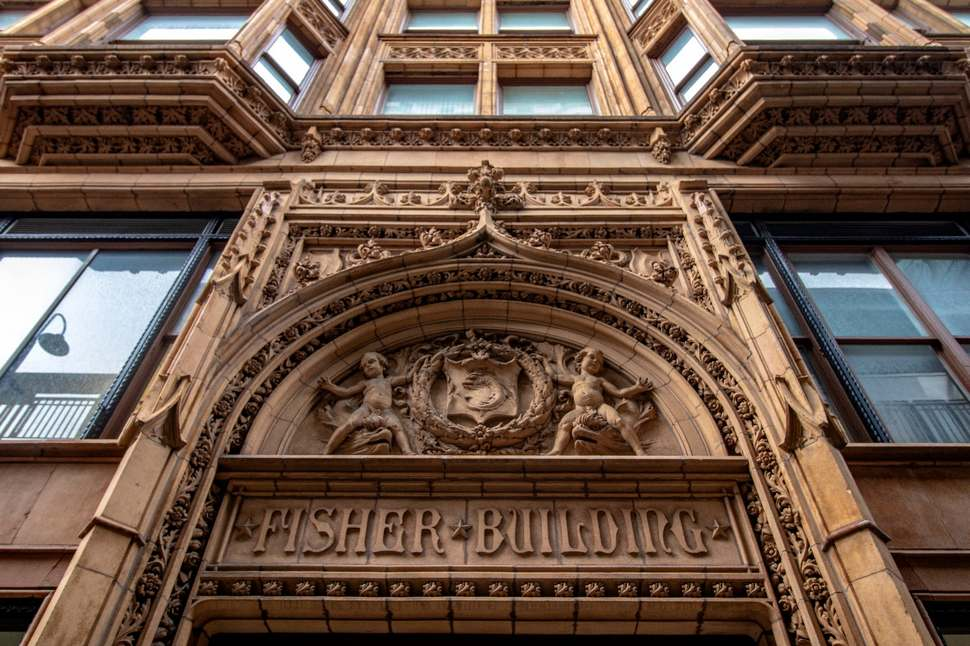 Fisher Building City Club Apartments | Chicago Loop Apartments