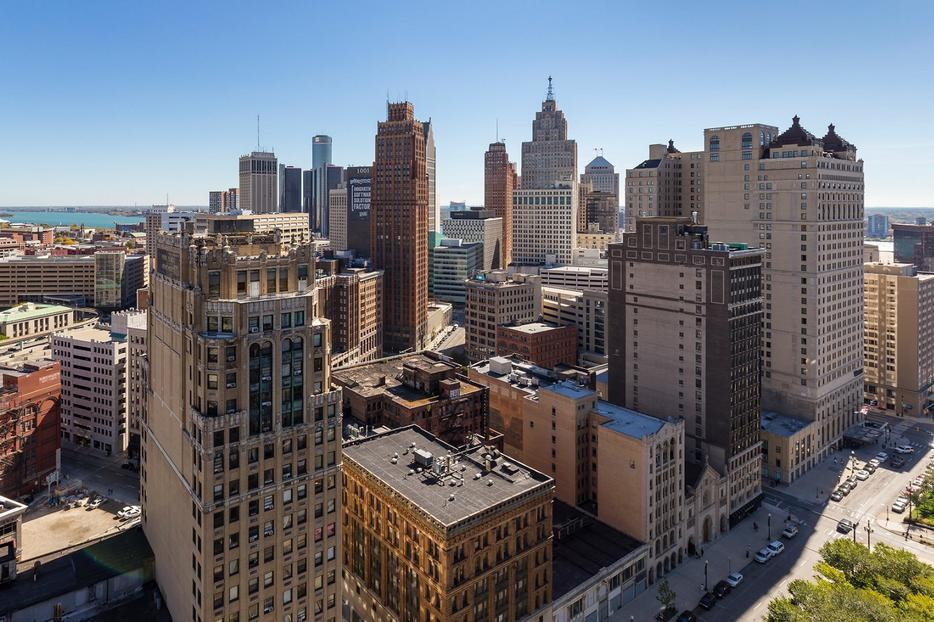 Detroit's Unique Development Scene