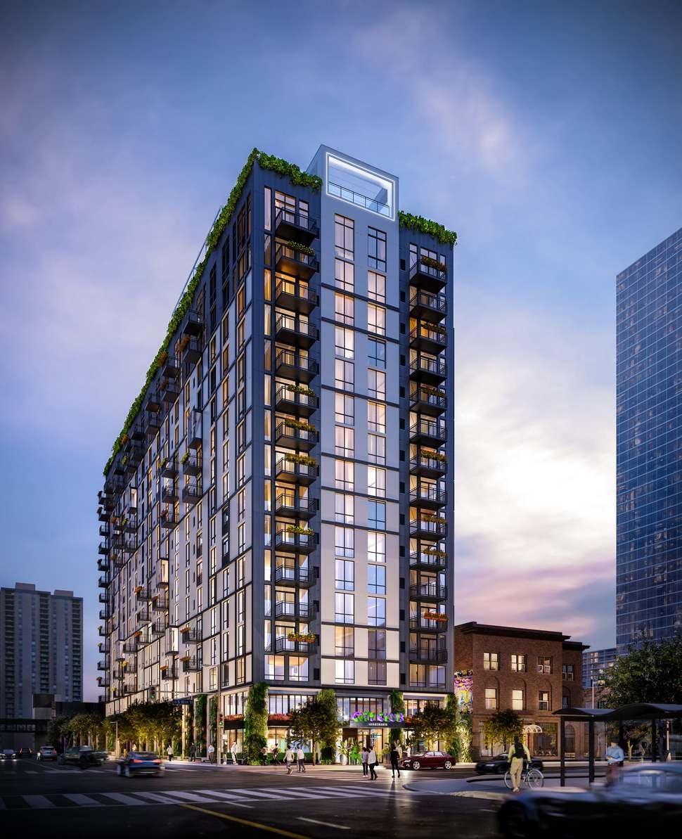 City Apartments: Central Business District Apartments
