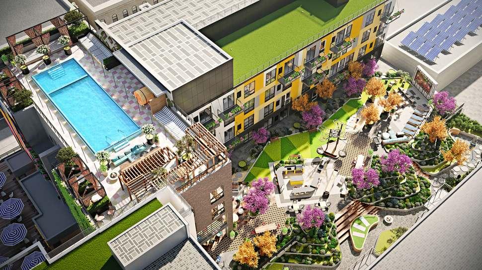 Kansas City Crossroads Downtown Kansas City Apartments