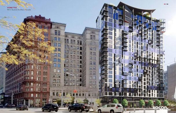 Proposed downtown apartments would provide affordable living for young professionals