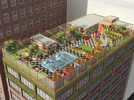 City Club Apartments Breaks Ground on Phase II of Chicago Apartment Property