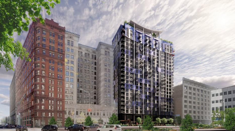 Cleveland planning commission gives OK to new apartment buildings as vacancies increase downtown