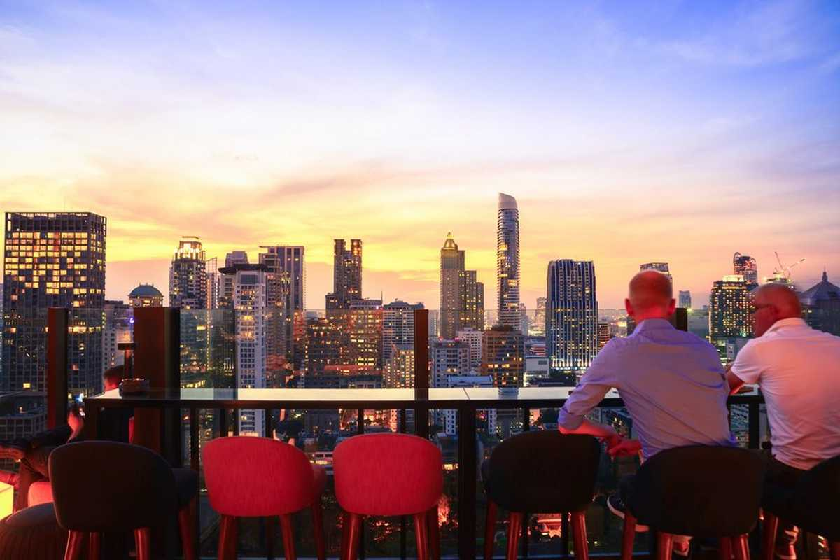 Summer in NYC: The Best Rooftop Bars and Lounges Near Tribeca